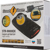Радар-детектор STREETSTORM STR-9000EX (Blue display),  черный вид 6
