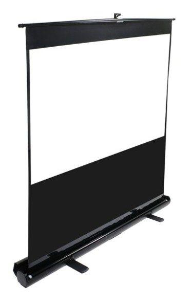 Экран ELITE SCREENS ezCinema F84NWV,  170.6х128 см, 4:3,  напольный черный