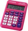 Калькулятор CITIZEN Cool4School,  LC-110NPK, розовый