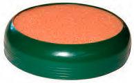 Подушка для смачивания пальцев Alco 769-18 зеленый