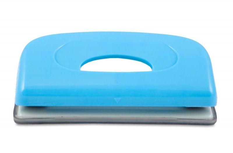 Дырокол Kw-Trio Dolphin mini 090X9 макс.:6лист. пластик ассорти