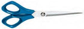 Ножницы Alco 1406 офисные 160мм ручки пластиковые сталь синий