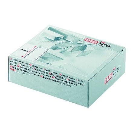 Скобы для степлера NOVUS 042-0644 super,  23/24,  картонная коробка