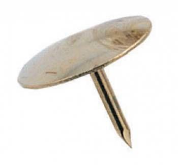 Кнопки Kw-Trio 99071 d=10.5мм золотистый (упак.:100шт) картонная коробка