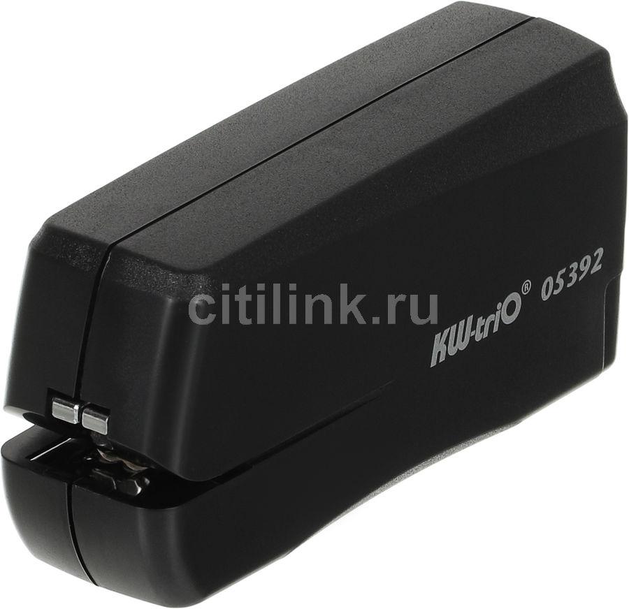 Степлер электрический Kw-Trio 5392 N10 (10листов) ассорти 100скоб металл/пластик