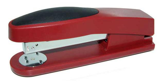 Степлер Kw-Trio 5330red Trio N10 (10листов) красный 100скоб