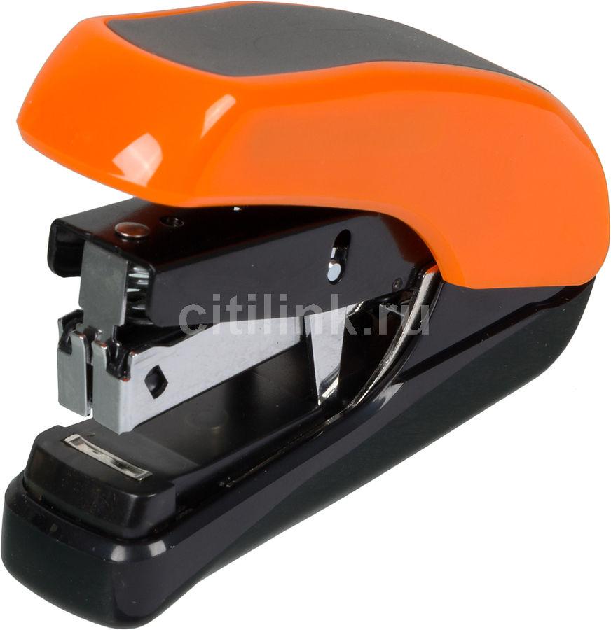 Степлер Kw-Trio 5385ORIG Lever-Tech mini N10 (20листов) встроенный антистеплер снижение усилия плоск
