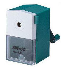 Точилка для карандашей KW-TRIO 305grn  механическая,  зеленый