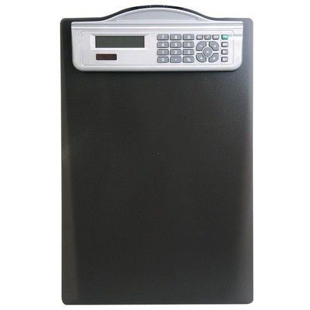 Папка-планшет Alco Clipboard 5518-11 A4 черный калькулятор