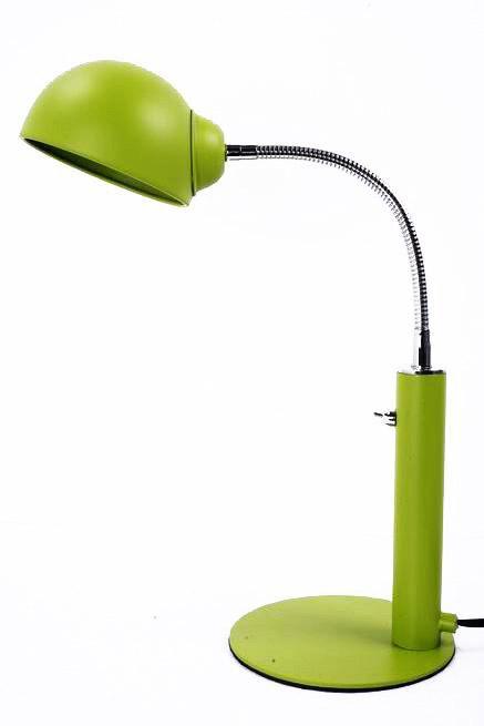 Светильник настольный БЮРОКРАТ BL-030H на подставке,  зеленый [bl-030h/green]