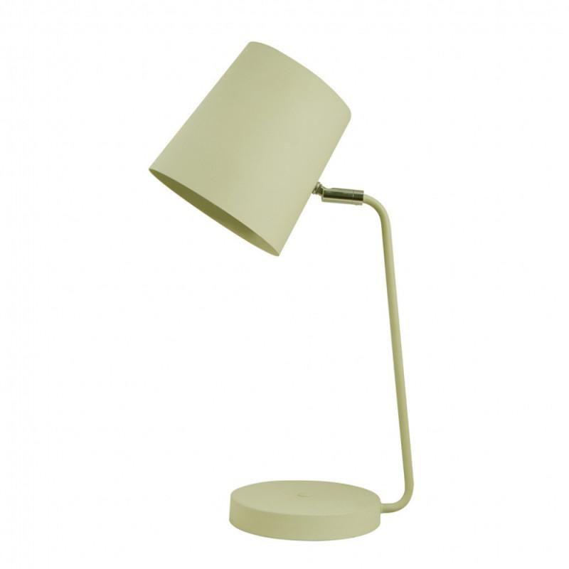 Светильник настольный БЮРОКРАТ BP-8 на подставке,  40Вт,  зеленый [bp-8/olive]