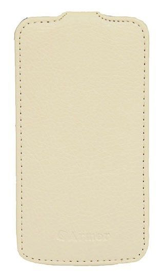 Чехол (флип-кейс) ARMOR-X Flip Full, для LG Optimus L5 II Dual, белый