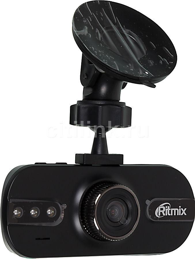 Видеорегистратор RITMIX AVR-727M черный