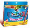 Фломастеры Carioca JOY 40615 24цв. коробка с европодвесом