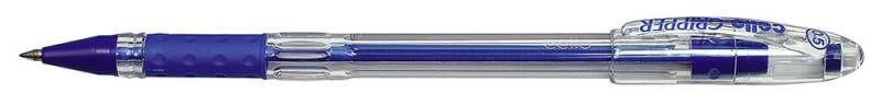Ручка шариковая Cello GRIPPER 0.5мм/синий синий блистер (2шт)