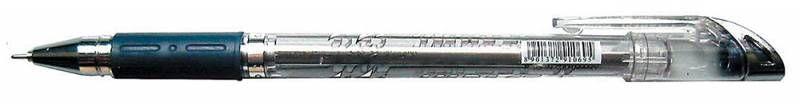 Ручка шариковая Cello MAXRITER 0.6мм резин. манжета черный коробка