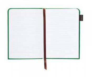 Записная книжка Cross Journal Signature (AC236-4M) зеленый A5 250стр. в линейку в компл.:ручка 3/4 1