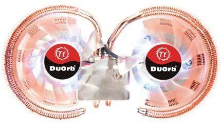 Вентилятор THERMALTAKE DuOrb CL-G0102,  OEM