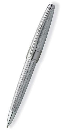 Ручка шариковая Cross Apogee (AT0122-1) хром (M) чернила: черный полированный хром