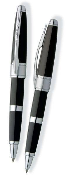 Ручка-роллер Cross Apogee Black [at0125-2]