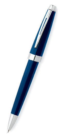 Ручка шариковая Cross Aventura (AT0152-2) синий M черные чернила упак.b2b