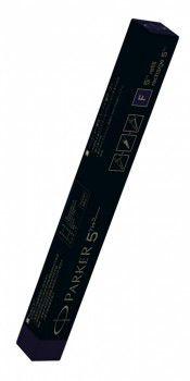 Стержень 5й пишущий узел Parker Refill Z39 (1842746) F фиолетовые чернила