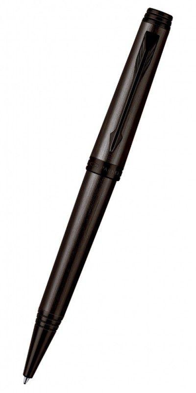 Ручка шариковая Parker Premier K563 (S0924790) Black Edition M черные чернила подар.кор.