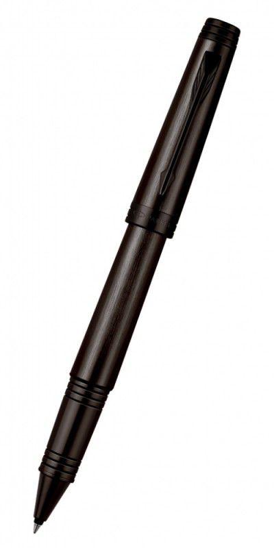 Ручка роллер Parker Premier T563 (S0930520) Black Edition F черные чернила подар.кор.