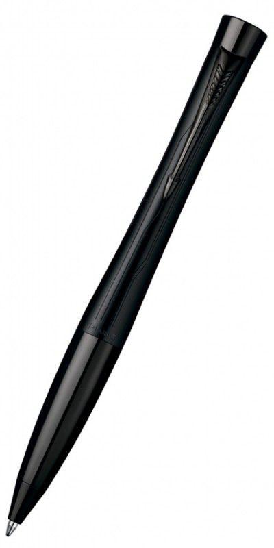 Ручка шариковая Parker Urban Premium K204 (S0949180) Matte Black M черные чернила подар.кор.