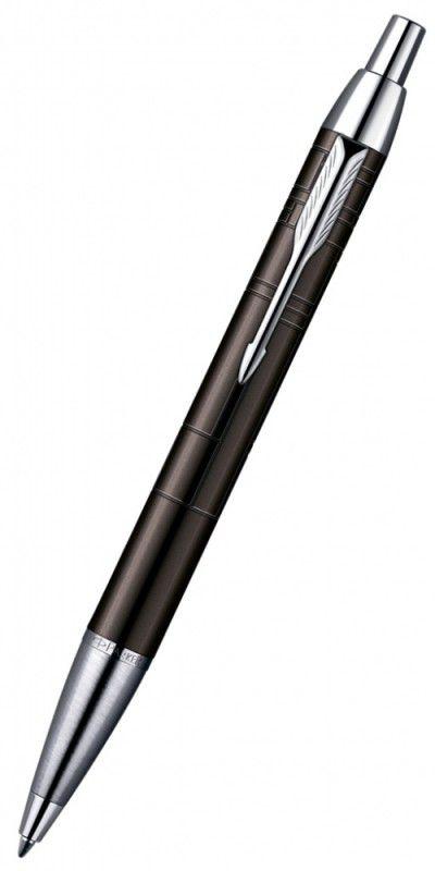 Ручка шариковая Parker IM Premium K222 (S0949730) коричневый M синие чернила подар.кор.