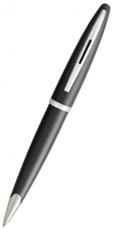 Ручка шариковая Waterman Carene (S0700520) Grey/Charcoal ST M синие чернила подар.кор.