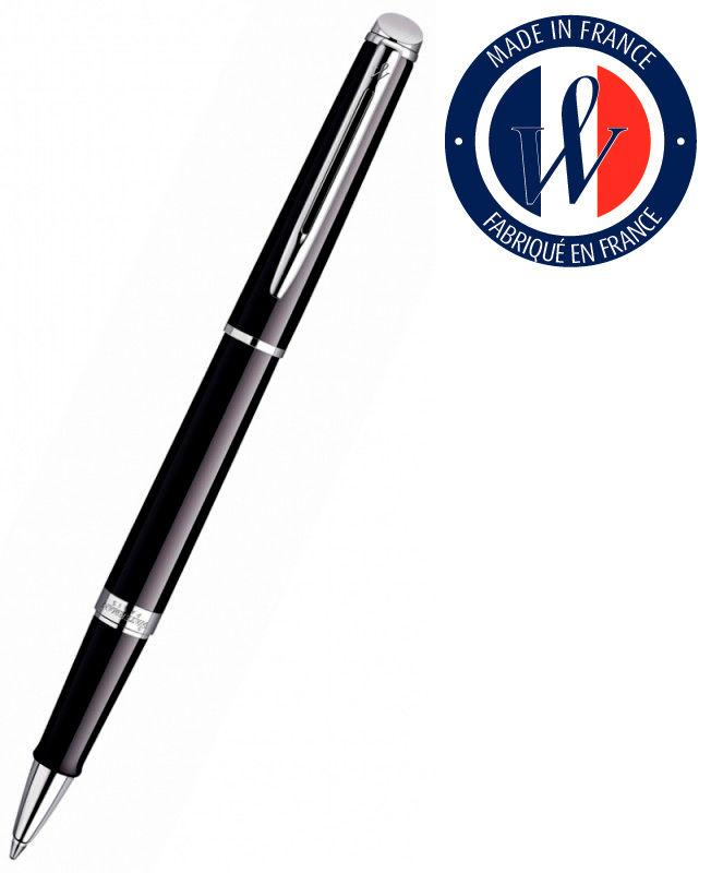Ручка роллер Waterman Hemisphere 25587 T (S0920550) Mars Black CT (F) чернила: черный нержавеющая ст