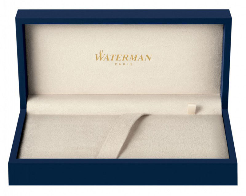 Ручка перьевая Waterman Expert 3 (S0952040) Stainless Steel CT F сталь подар.кор.