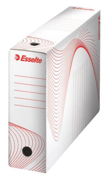 Короб архивный Esselte Standart 128080 корешок 80мм