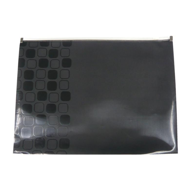 Папка на молнии ZIP Бюрократ CONCEPT CONZA4 А4 карман под визитку ПП пластик 0.2мм ассорти [-conza4]