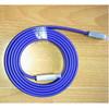 Кабель аудио-видео BURO HDMI (m)  -  HDMI (m) ,  ver 1.4, 3м, FLAT черный [hdmi19m-19m flat3] вид 5