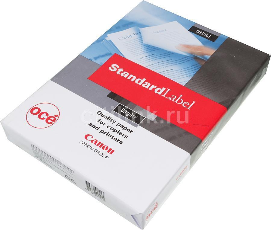 Бумага Canon Yellow/Standard Lablel 6821B002 A3/80г/м2/500л./белый