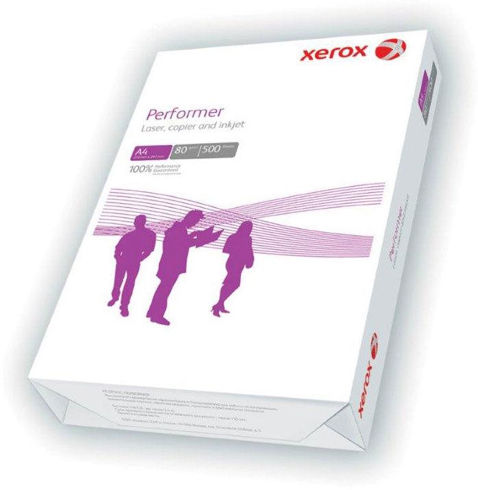 Бумага Xerox Performer 003R90649 A4/80г/м2/500л./белый CIE146% общего назначения(офисная)