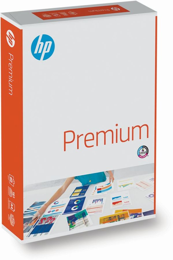 Бумага International Paper HP Printing A4/80г/м2/500л./белый матовое/матовое для лазерной печати