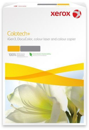 Бумага Xerox Colotech+ 003R98842 A4/100г/м2/500л./белый для лазерной печати