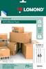 Этикетки Lomond 2100215 38x21.2мм A4 70гр/м2 на лист.65эт. самоклеющаяся универсальная (упак.:50л) вид 1