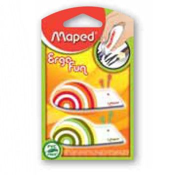 Ластик Maped Ergo Fun Fancy 119710 (2шт)