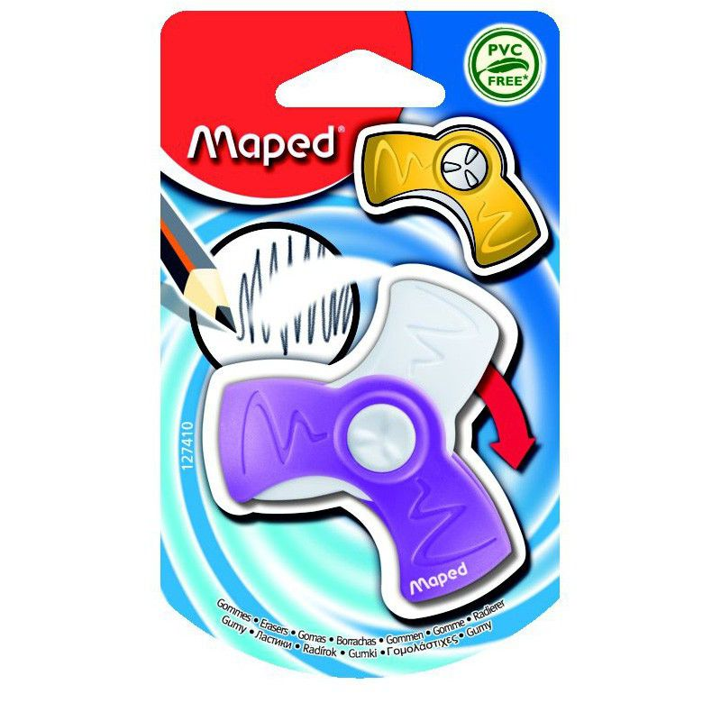 Ластик Maped Spin 127410
