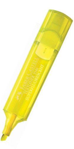 Набор текстовыделителей Faber-Castell 1546 154607 желтый флуоресцентный