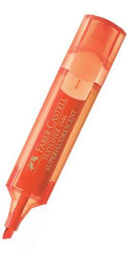 Текстовыделитель Faber-Castell 1546 154615 оранжевый флуоресцентный
