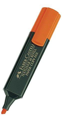 Текстовыделитель Faber-Castell 1548 154815 оранжевый