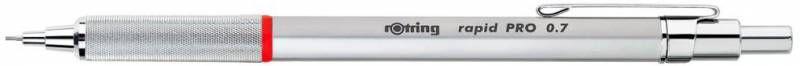 Карандаш механический Rotring Rapid PRO 1904256 0.7мм серебристый