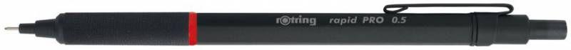 Карандаш механический Rotring Rapid PRO 1904258 0.5мм черный