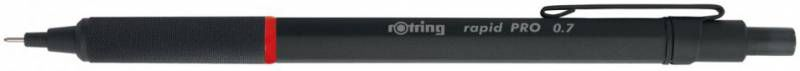 Карандаш механический Rotring Rapid PRO 1904257 0.7мм черный