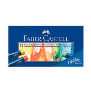 Масляная пастель Faber-Castell Studio Quality 127012 12цв. картон.кор.